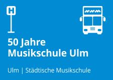 50-jähriges Jubiläum Musikschule Ulm