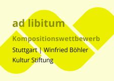 Kompositionswettbewerb ad libitum
