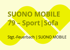 SUONO MOBILE 79 – Sport|Sofa
