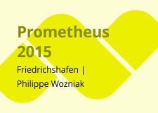 Prometheus 2015